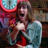 Caroline Williams who played as Vanita 'Stretch' Brock The Texas Chainsaw Massacre 2 10-26-17