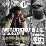 DJ Jonezy - BBC Radio 1Xtra ClubSloth - Notorious BIG Tribute Mix - March 2015