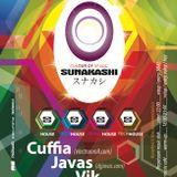 Sunakashi Podcast 02 - Mixed by Cuffia