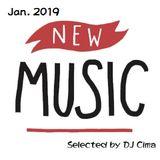 New Songs Jan.2019 / Dance Music Hits Jan.2019 selected by DJ Cima