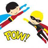Al & Jack's Sunday Stroll - Superheroes  30.11.14