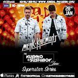 Kueymo & Sushiboy KFM Podcast Ep 68 Ft Merk & Kremont