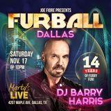 Furball Dallas :: Barry Harris Preview!