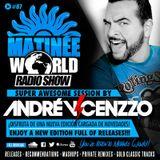 André Vicenzzo Sesión Matinée World radio Show 27 Febrero 2015