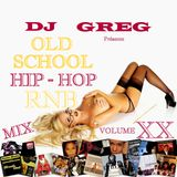 OLD SCHOOL  RNB  HIP-HOP MIX 90's  VOL.20