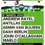 Antillas - Live @ A State of Trance 600 Beirut - 09.03.2013