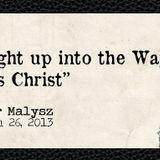 """Caught up into the Way of Jesus Christ"""