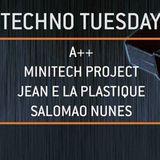 Techno Tuesday WIOYM @ Sugar Factory 02 - 12 - 2014
