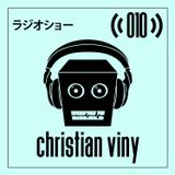 Robot Groove Radio Show 010 -   Christian Viny (November 2017)
