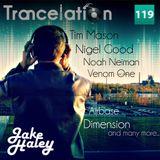Jake Haley - Trancelation 119 29-06-2015