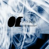 Oe - Live Mix Session / 2_12_2015