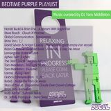 Bedtime Purple Playlist curated by Tom Middleton