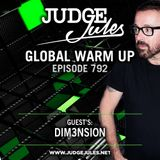 JUDGE JULES PRESENTS THE GLOBAL WARM UP EPISODE 792
