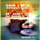 GOA Trip into the Past Mix Set @DJAidgeT (20.06.2012)