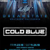 Cold Blue - Cold Blue at Dreamstate 2018 (23-24__11__2018)