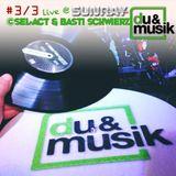 Sel-Act & Basti Schwierz Live @ Club Sunray Part 3