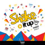 Shake it up - Trap & Bass Mix by Dj Shake Chilli