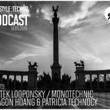 Art Style: Techno   Podcast #368 : Dragon Hoang & Patricia Technocy