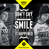 Dj Kabak - Don't Cry Because It's Over, Smile Because It Happened dnb mix