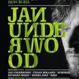 Jan Underwood @ Human Electronique (Berlin)
