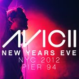 NYE 2012 with Cazzette, Arty, Swanky Tunes, and Avicii