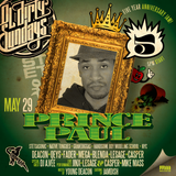 DJ Casper - Live at Ol' Dirty Sundays 5 Year Anniversary - 5.29.16