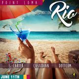 RIO THE BOATRIDE JUNE 11TH MIXTAPE MIXED BY DOTTCOM SOUNDS AN MIC MAN BASSY