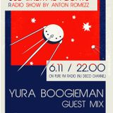 Suborbital Flights guest mix by Yura Boogieman (Nov 2012)