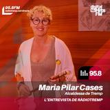 Ràdio Tremp - L'Entrevista a Maria Pilar Cases (26/06/2019)