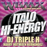 WBMX Style Italo Hi-Energy Hotmix