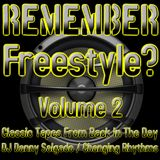 Remember Freestyle? Volume 2 (Compilation Set)