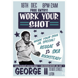 Work Your Shot Volume 4~ WYS 18th DEC Special!