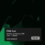 Club Lux - 26.02.18 - TRNSMT