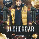 DJ Cheddarlex Holiday Season Throwback