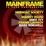 Mainframe 10 Year Anniversary at The Phoenix, NYC