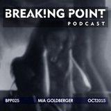 BPP25 | Mia Goldberger