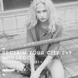 Reclaim Your City 249 | Lego