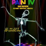 DEXXTER versus HAKKEPETER (Vinylset) @ Rave of Pain 5 | Alte Kaffeerösterei Plauen