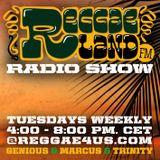 Reggaeland FM radio show @ reggae4us.com (19-Nov-2013 / P2)