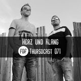 FDF - Thursdcast #071 (Herz und Klang)