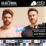 Electrik Playground 13/10/18 inc. Just Kiddin Guest Mix