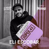 24 Hours of Vinyl (NY) – ELI ESCOBAR (Presented by Discogs)