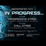 CJ Art - Deepersense pres. In Progress @ Prozak 2.0 (Krakow - Poland) [23.09.2017]