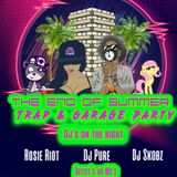 Dj Pure- Secret Palace ' End Of Summer Trap & Garage Party 31st of August 19' Promo Mix