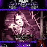 Programa Rock Out Of The Box - #06 - Entrevista com o guitarrista Guilherme Costa (04.10.2017)