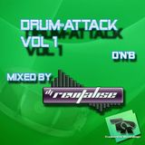 Drum-Attack Vol 1 (Mixed By DJ Revitalise) (2010) (Drum N Bass)