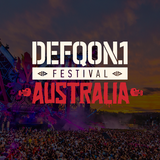 The colors of Defqon.1 Australia 2017 @ BLUE mix by Decipher & Shinra