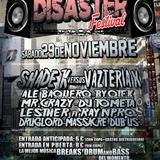 Shade K vs Vazteria X @ Disaster Festival 2014 (Vazteria X Mix)