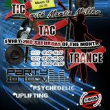 Tic Tac Trance #099 with Martin Mueller