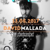 David Mallada@Perfil Techno Club                                     Thc Music Events. 13/5/2017